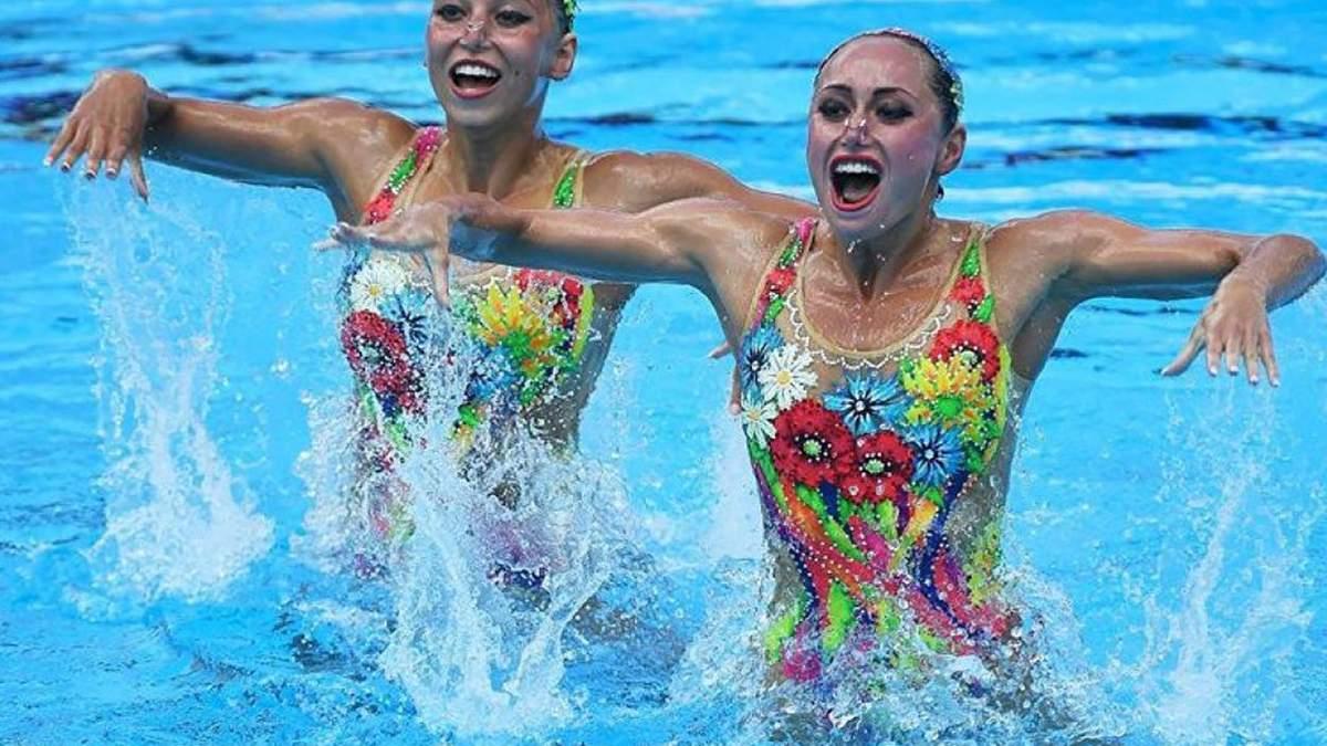 Збірна України з артистичного плавання завоювала два золота Світової серії FINA в Парижі