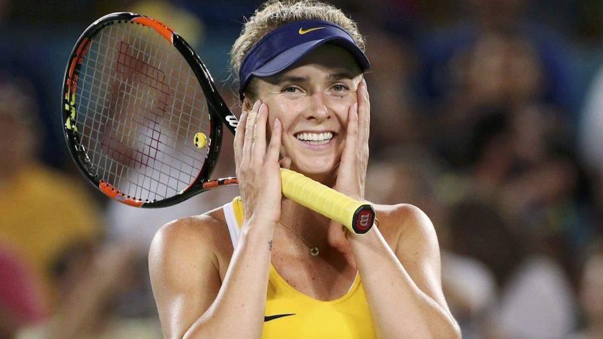 Свитолина вышла в финал турнира в Монтеррее