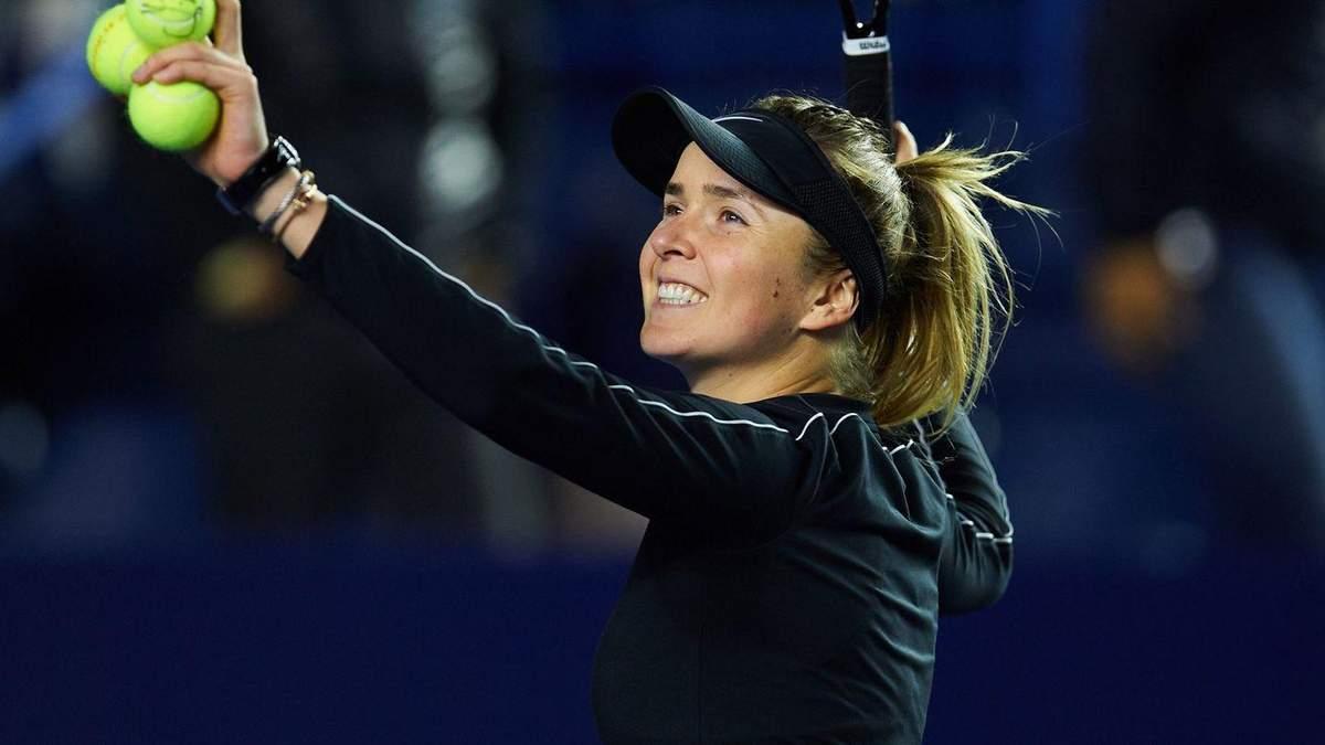 Світоліна на турнірі в Мексиці виконала найкращий удар дня за версією WTA – відео