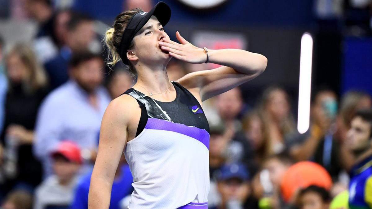 Світоліна завдяки перемозі на турнірі WTA повернулася у топ-5 рейтингу