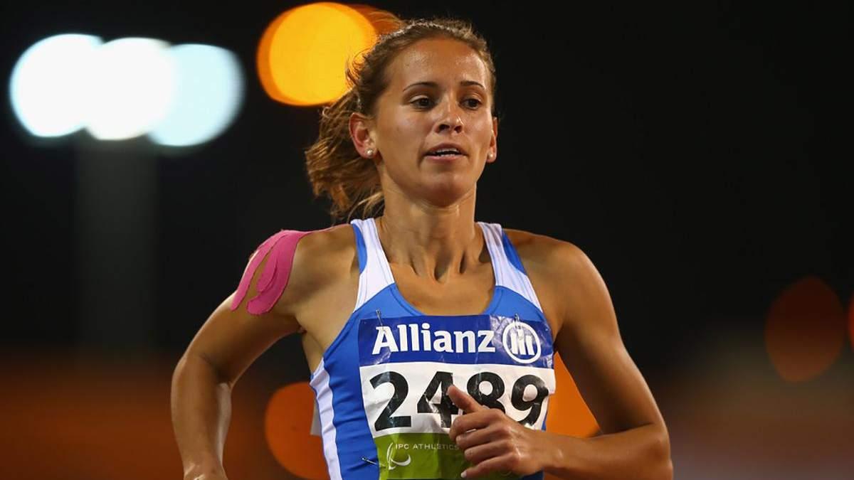 Коли бігаю – я живу: історія паралімпійської чемпіонки Оксани Ботурчук