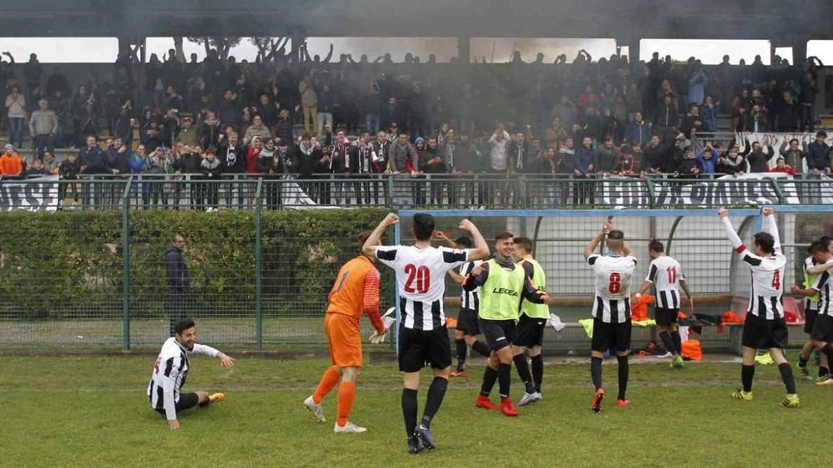 Італійський футболіст вилікувався від коронавірусу