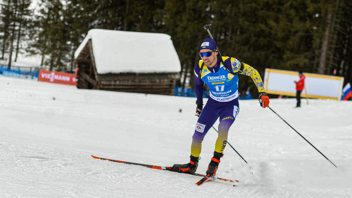 Кубок світу з біатлону: збірна України їде за медалями на етап у Фінляндію