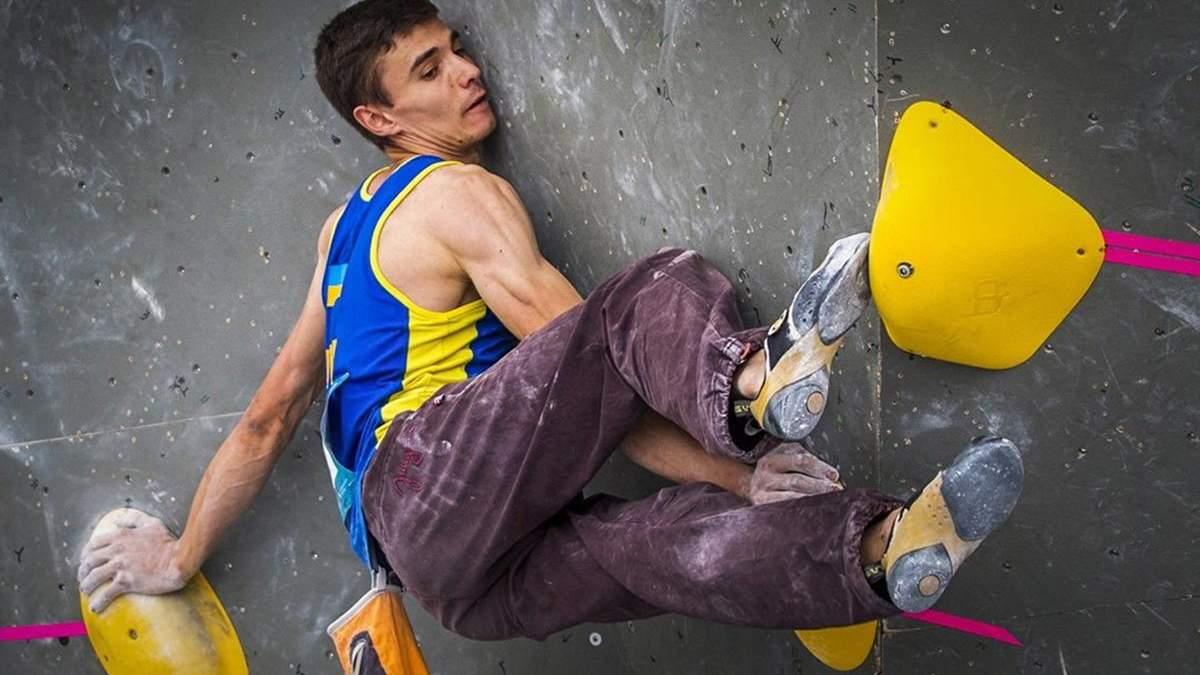 Украинец Сергей Топишко – лучший скалолаз мира