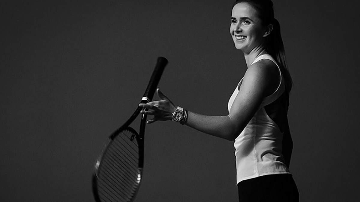 Українка Еліна Світоліна знялась у красивій фотосесії WTA – фото