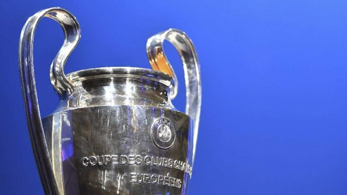 Коронавирус в мире 2020 – матчи Лиги чемпионов, Лиги Европы отменили