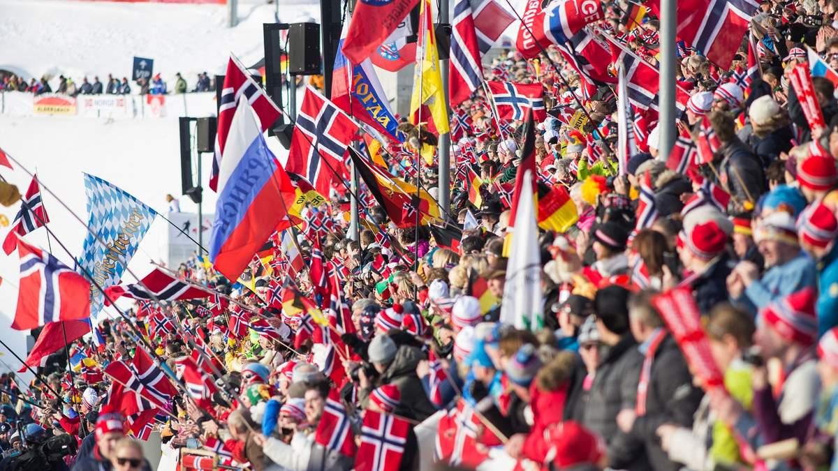 Заключительный этап Кубка мира по биатлону в Норвегии отменен из-за коронавируса