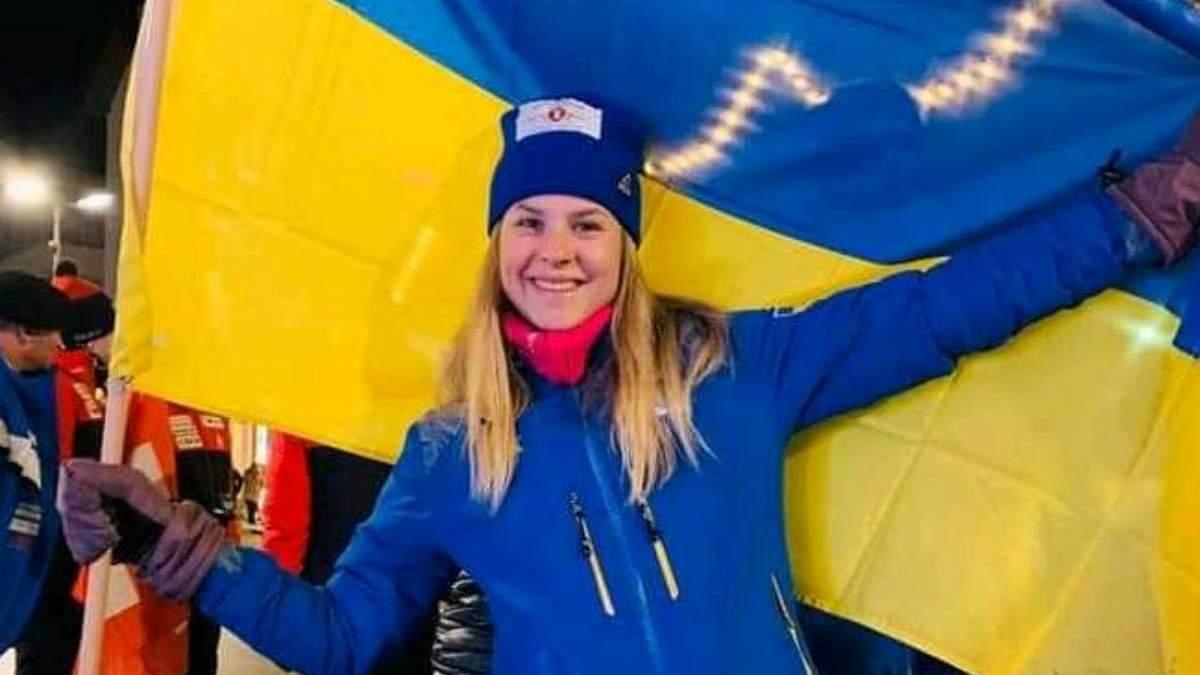 Українська біатлоністка Катерина Бех стала чемпіонкою Європи