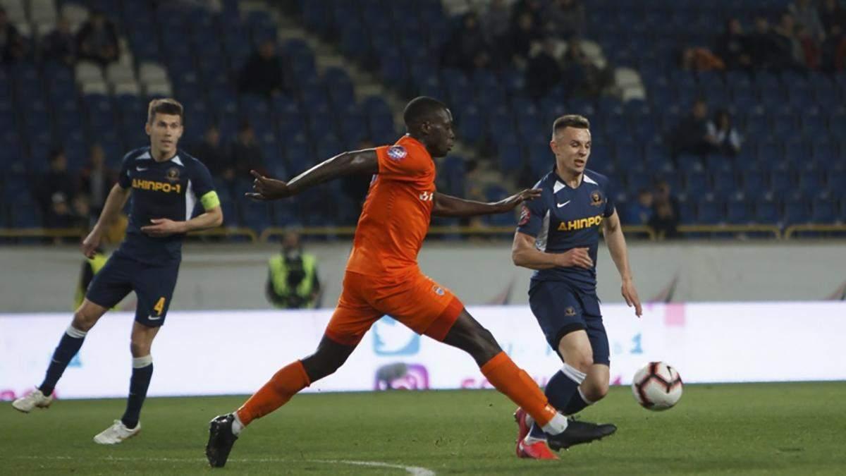 Днепр-1 – Мариуполь: смотреть онлайн матч 14.03.2020 – УПЛ