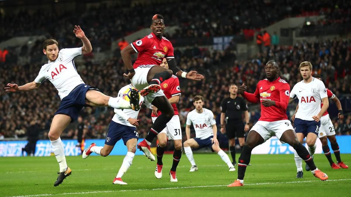 Тоттенхэм – Манчестер Юнайтед: смотреть онлайн матч 19.06.2020