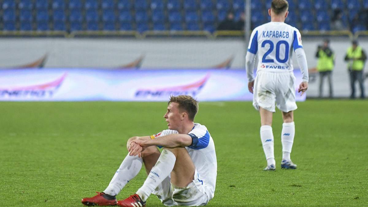 Чемпионат Украины по футболу приостановят из-за коронавируса