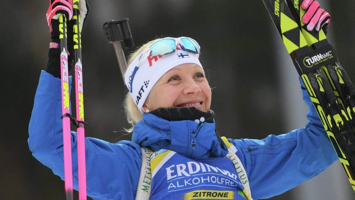 Вслід за Фуркадом: фінка Макаряйнен завершує кар'єру – прощальне послання