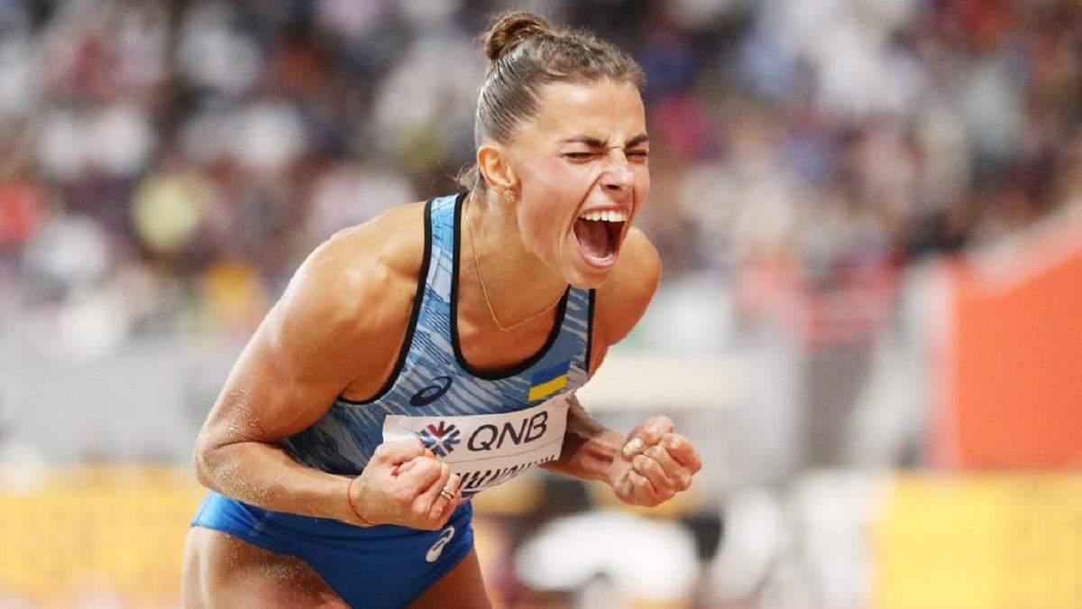 Легкоатлетка Марина Бех-Романчук готується до літнього сезону: відео