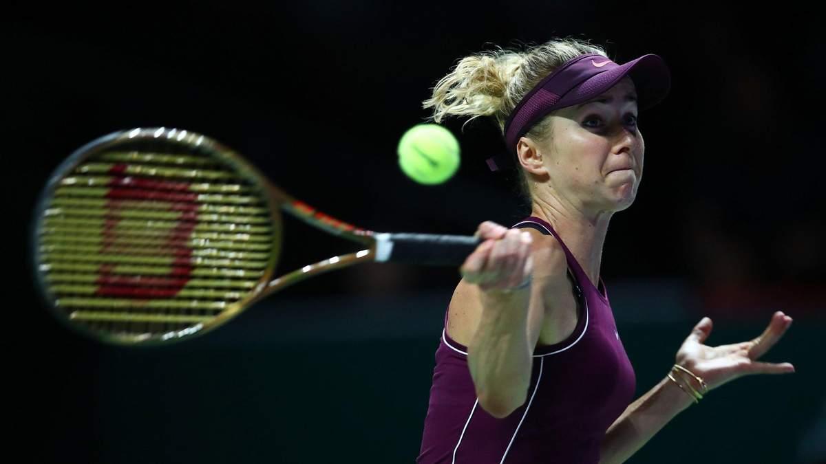 Коронавирус отберет у Свитолиной позицию в рейтинге WTA