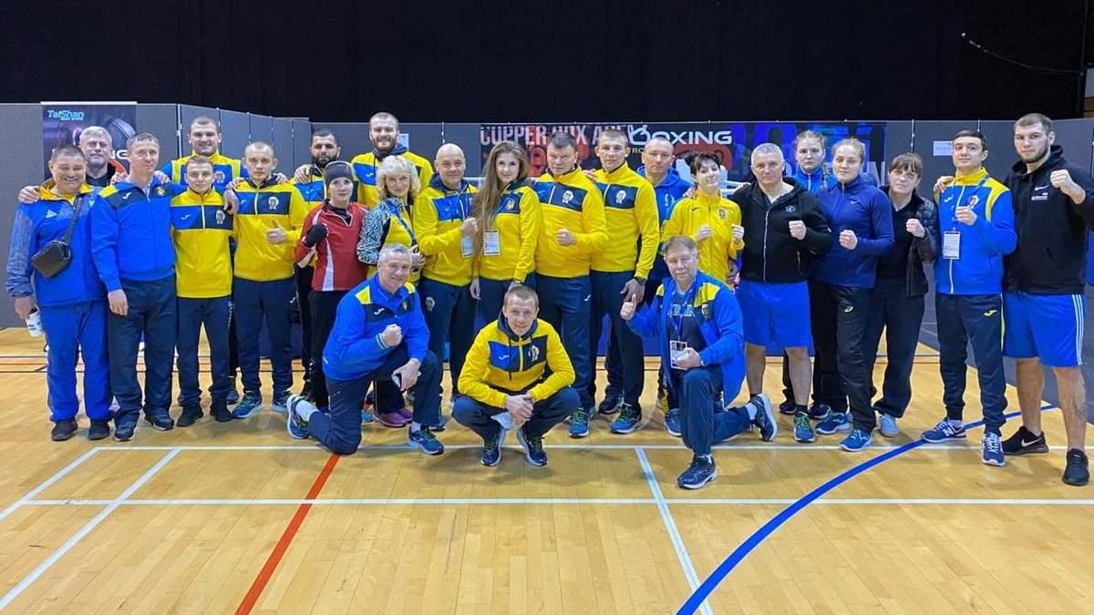 Федерація боксу України екстрено евакуювала делегацію збірної з Лондона