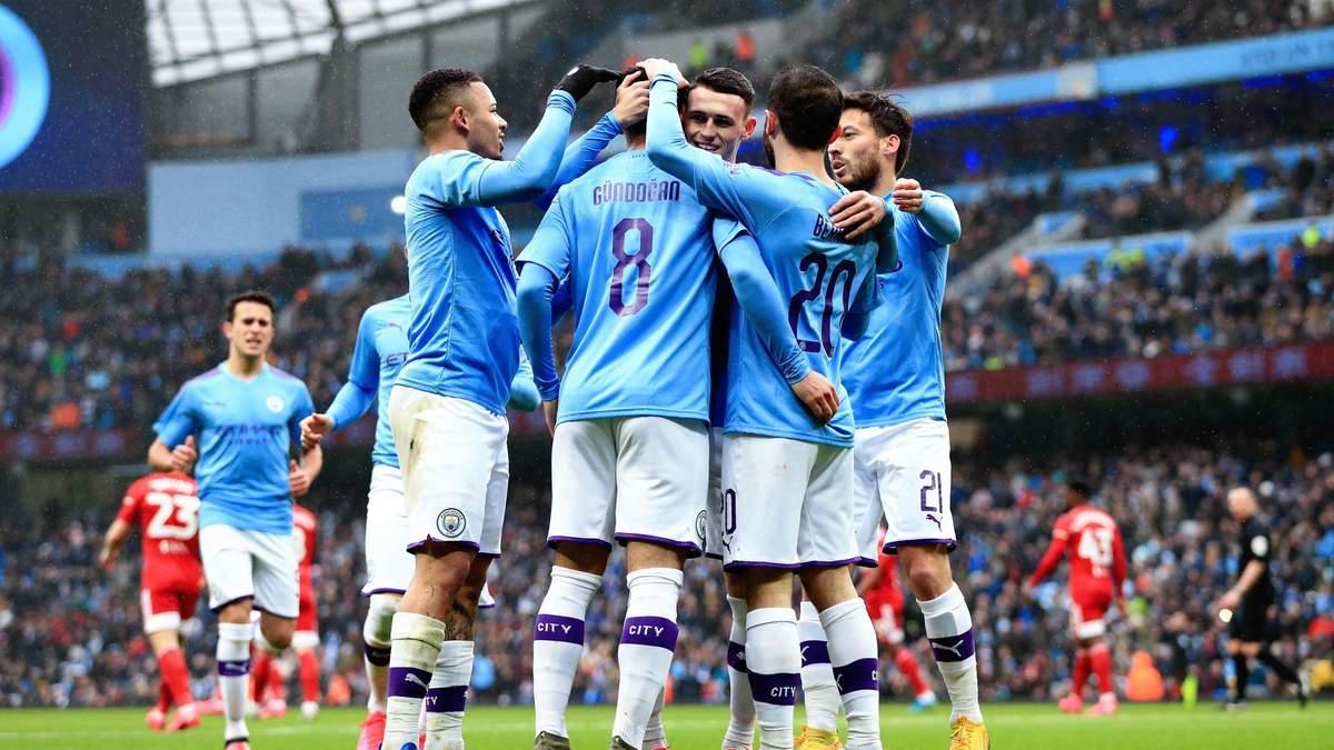 """""""Манчестер Сити"""" не сыграет в Лиге чемпионов в следующем сезоне"""