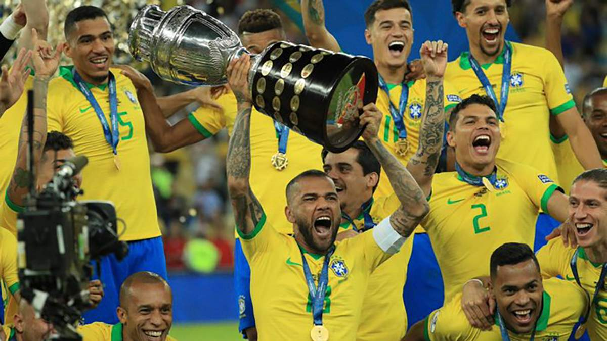 Ще один великий футбольний турнір між збірними перенесли через коронавірус