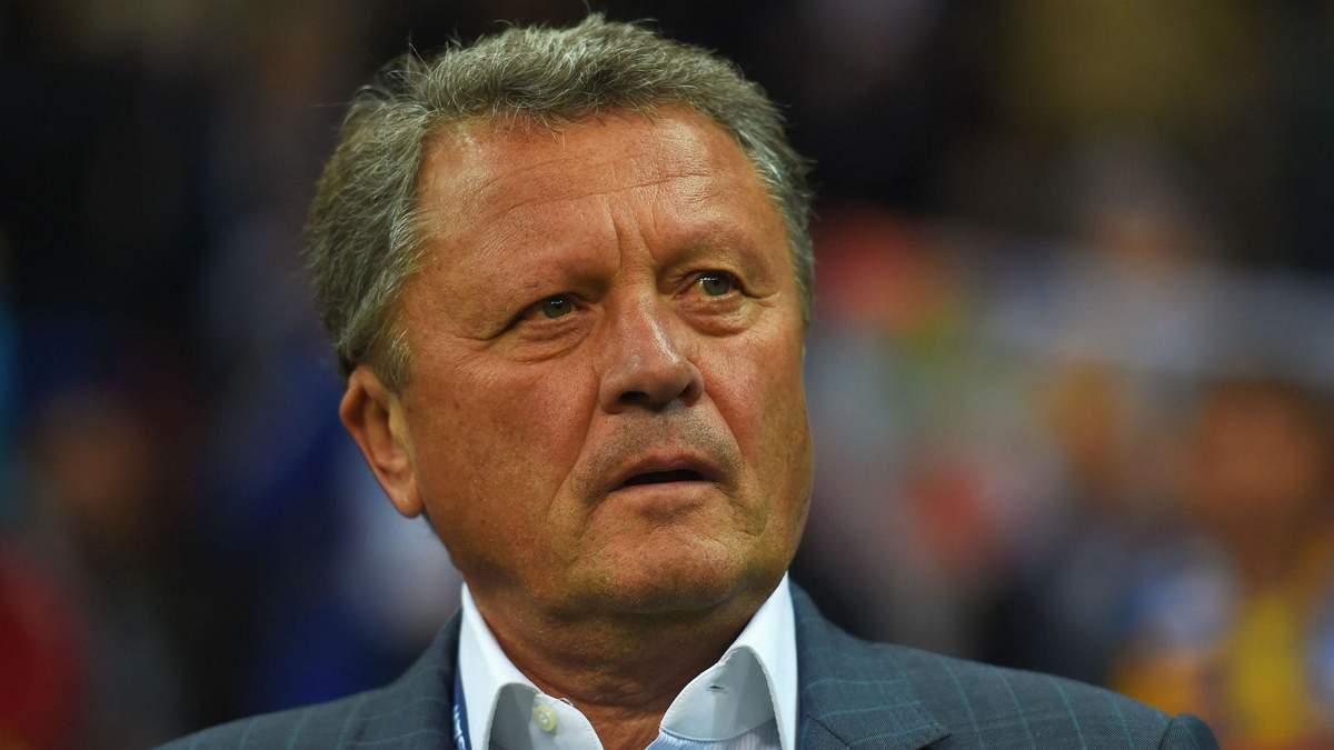 Маркевич розповів, як перенесення Євро-2020 може вплинути на збірну України