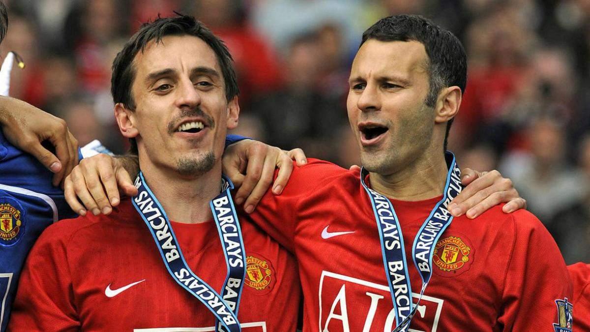 """Два легендарні гравці """"Манчестер Юнайтед"""" передадуть свої готелі для боротьби з коронавірусом"""