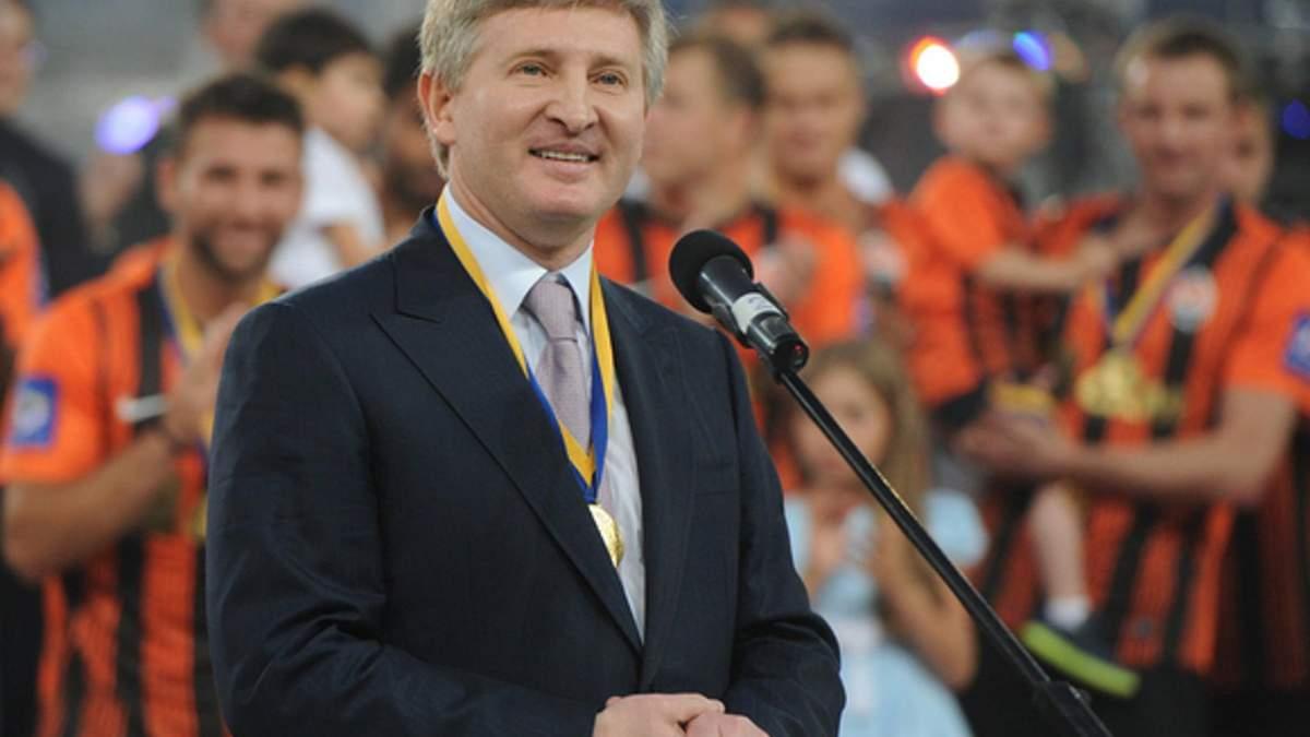 Ахметов направив 300 мільйонів гривень на боротьбу з коронавірусом в Україні