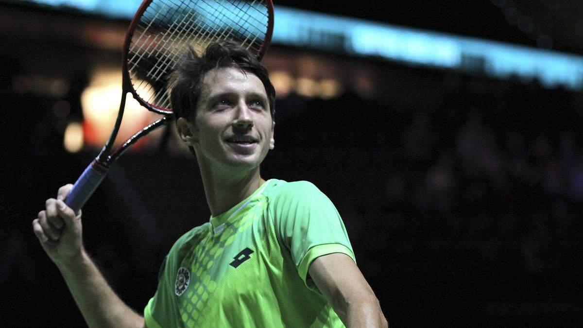 Найкращий тенісист України гостро відповів Усику на заяву про коронавірус