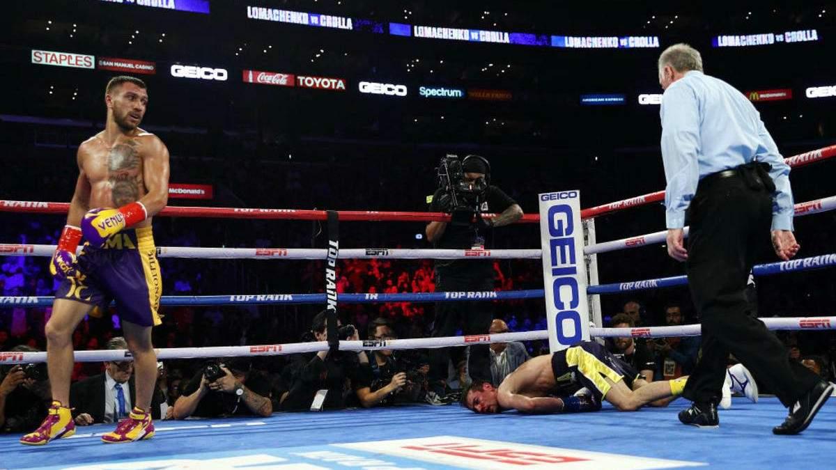Мировой бокс оказался в нокауте