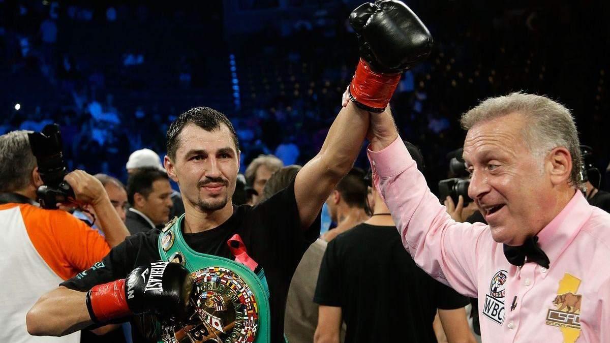 Чемпионский бой украинца Постола во второй раз перенесут