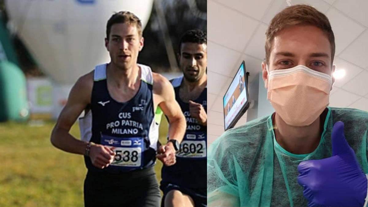 Кашляв кров'ю: італійський спортсмен розповів, як заразився коронавірусом