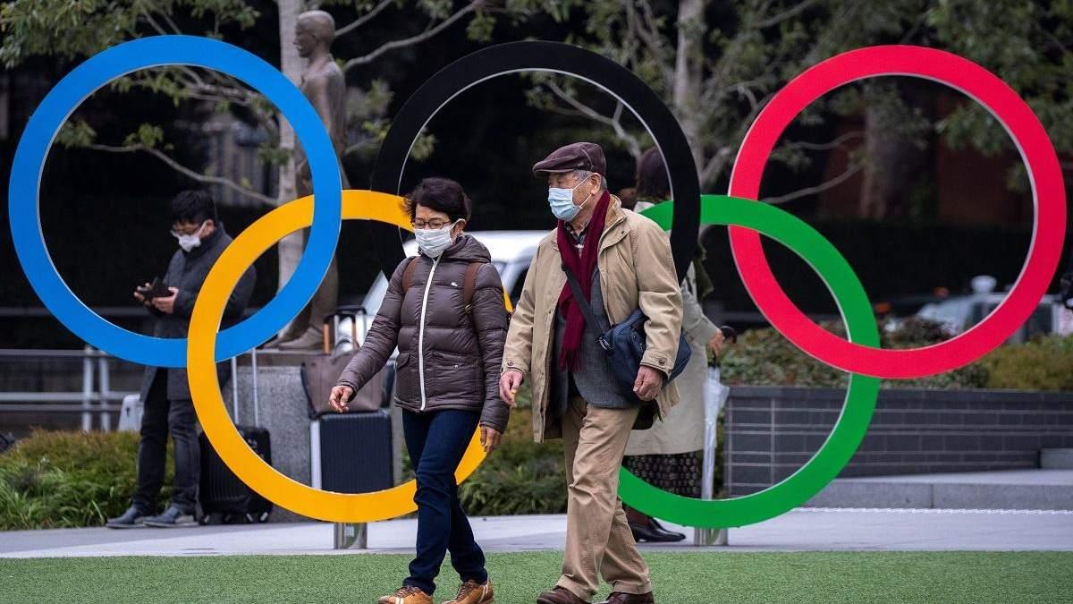 Олімпіаду у Токіо можуть перенести: оргкомітет подав питання на розгляд