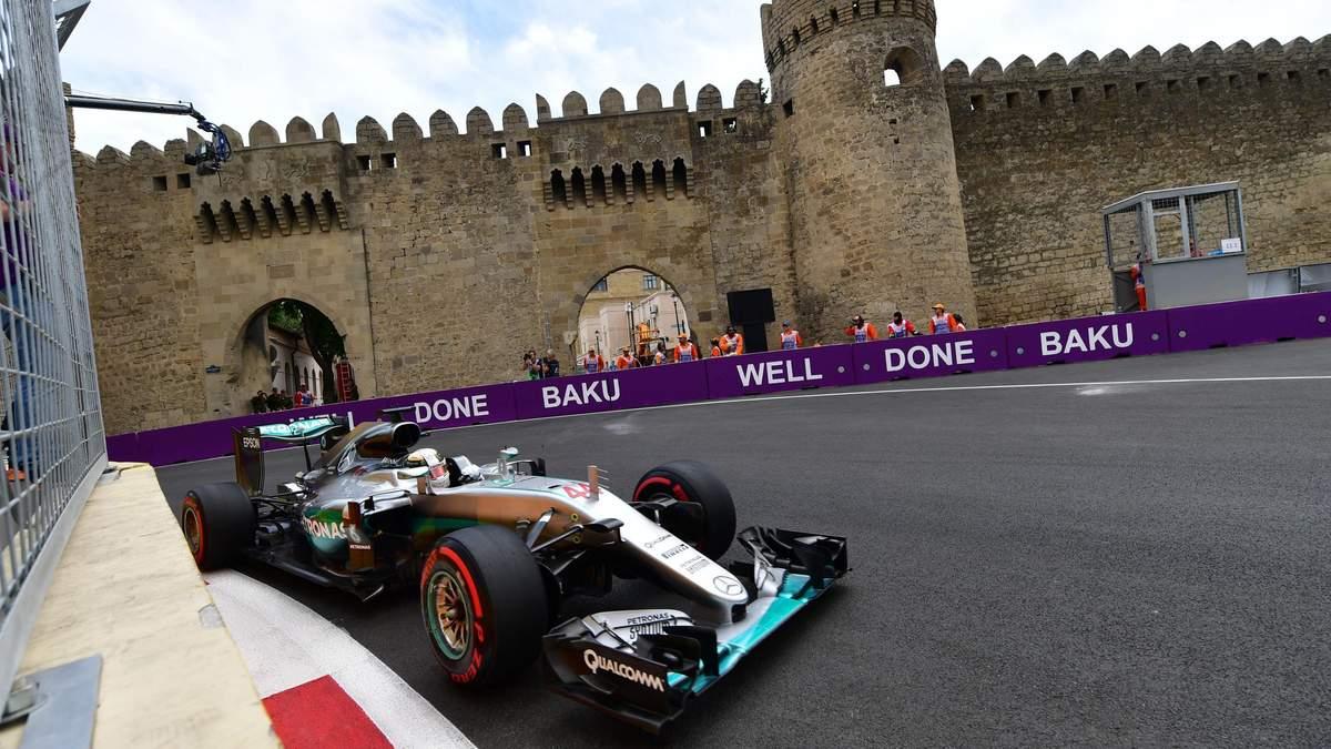 Старт сезону Формули-1 відкладається: гран-прі Азербайджану офіційно перенесено