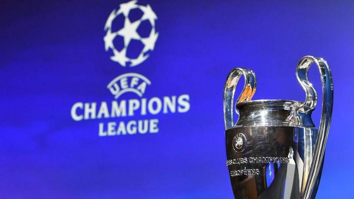 УЄФА розглядає найгірший сценарій закінчення Ліги чемпіонів та Ліги Європи