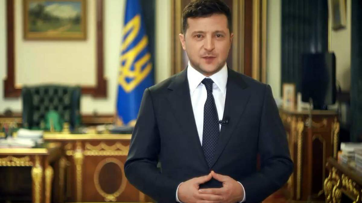 Зеленский посоветовал украинцам заняться спортом во время карантина