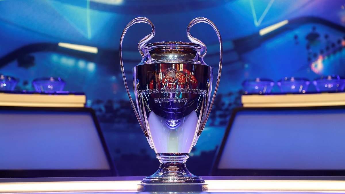 Фінали Ліги чемпіонів та Ліги Європи відкладені на невизначений час: офіційне рішення УЄФА