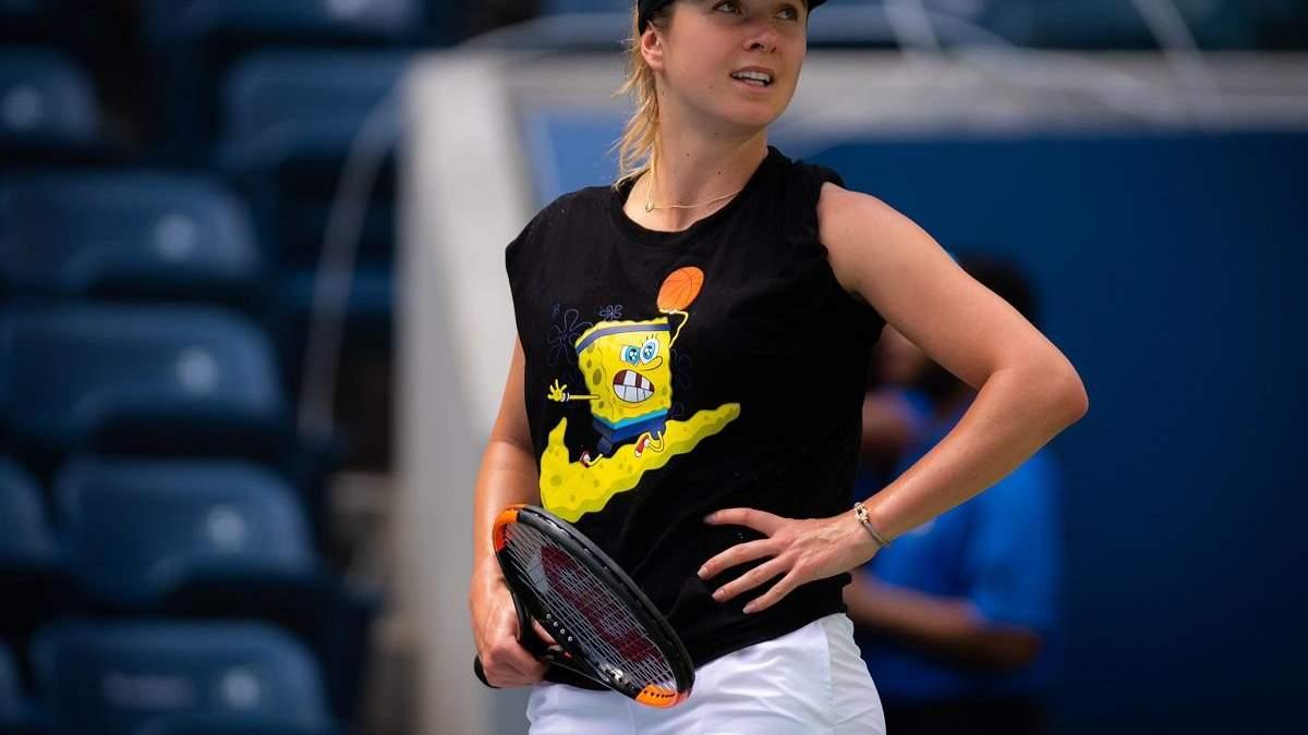 Тренуйся разом зі Світоліною: тенісистка поділилась програмою тренувань – відео