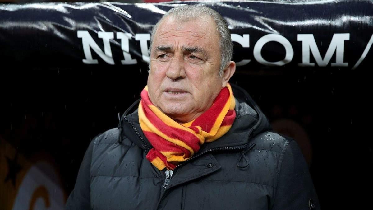 Відомий футбольний тренер Фатіх Терім захворів на коронавірус