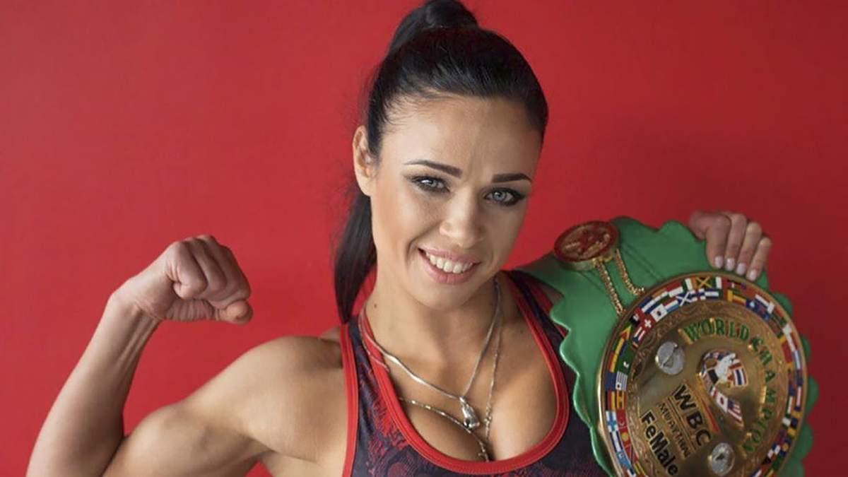 Украинская чемпионка WBC поедет тренироваться к Конору МакГрегору