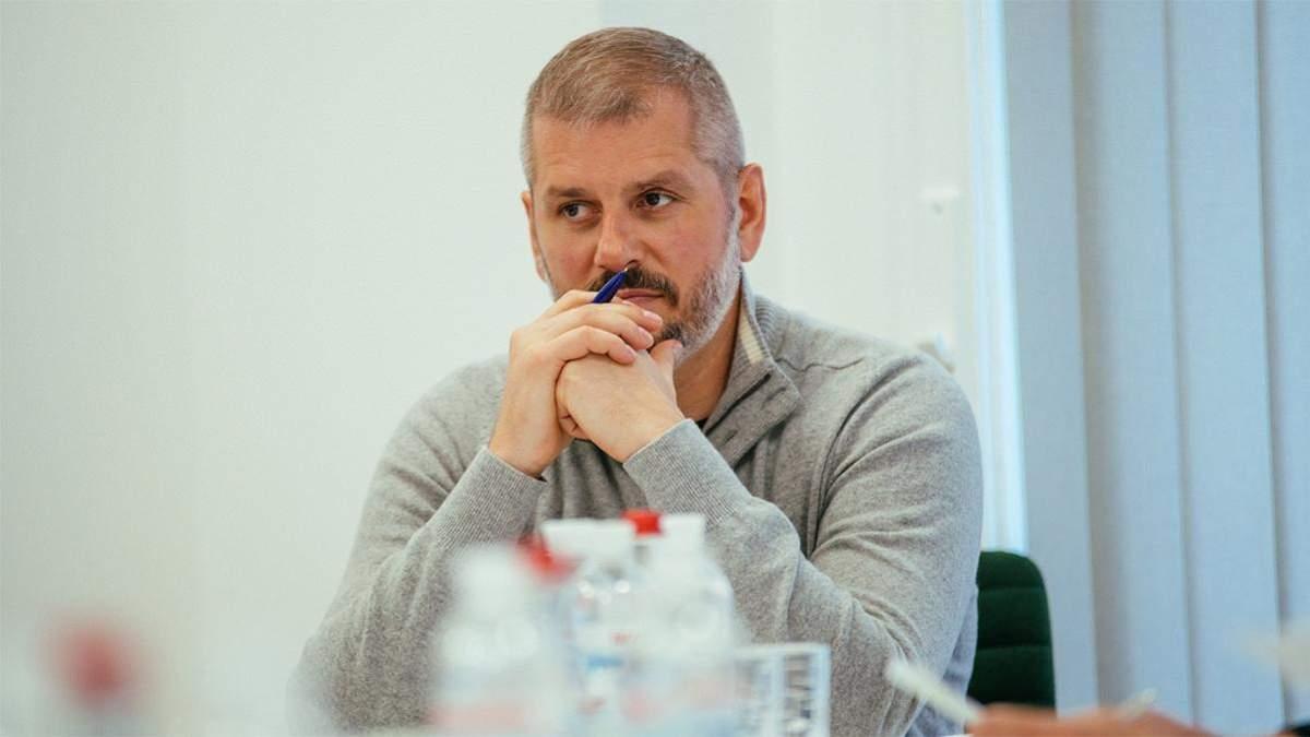 """Українську прем'єр-лігу може очолити колишній віцепрезидент """"Руху"""""""
