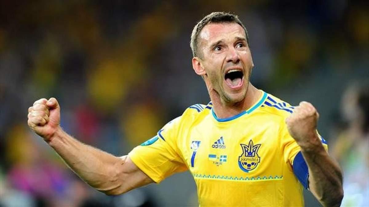 """Рівно 14 років тому Шевченко забив свій останній гол за """"Мілан"""" в Італії – відео"""