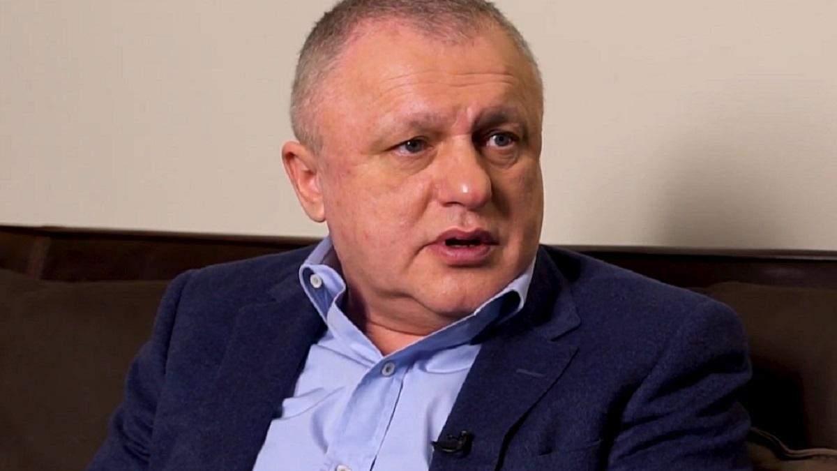 """Суркіс відреагував на можливу зміну головного тренера """"Динамо"""""""