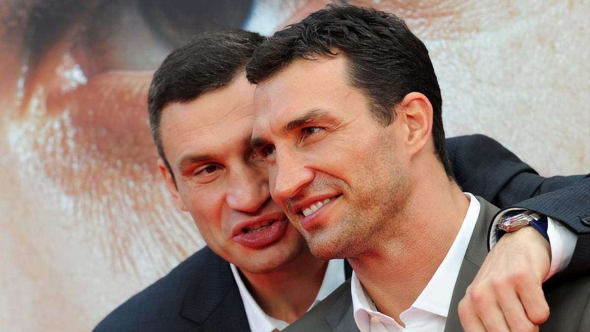 Брати Кличко визнані найкращими боксерами хевівейту в 21 столітті: рейтинг