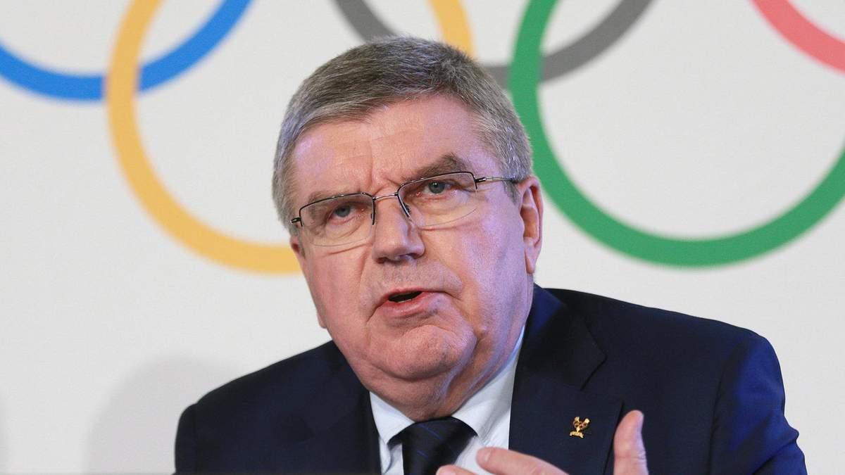 Участь Росії на Олімпіаді-2021 вирішить суд, – президент МОК