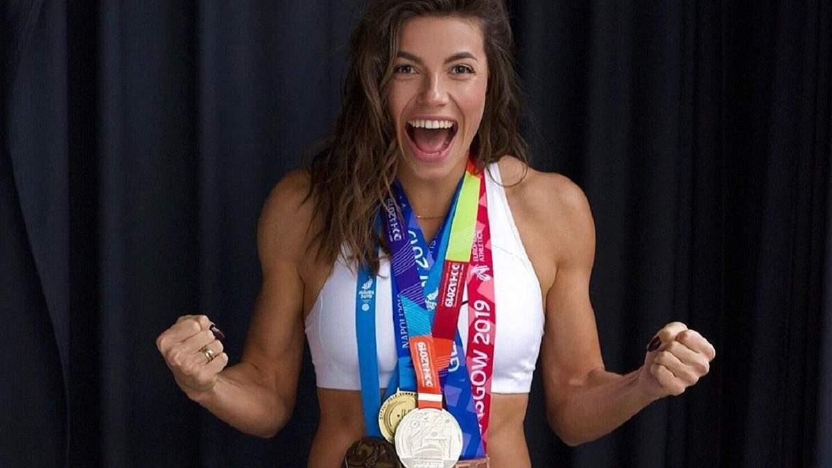 Ніколи не зупиняйся: легкоатлетка Марина Бех-Романчук активно готується до сезону