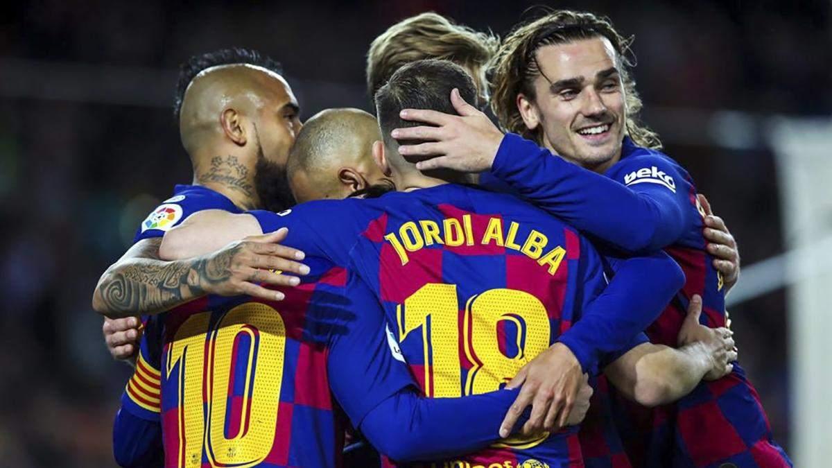 """Игроки """"Барселоны"""" отказались от уменьшения зарплаты через коронавирус"""