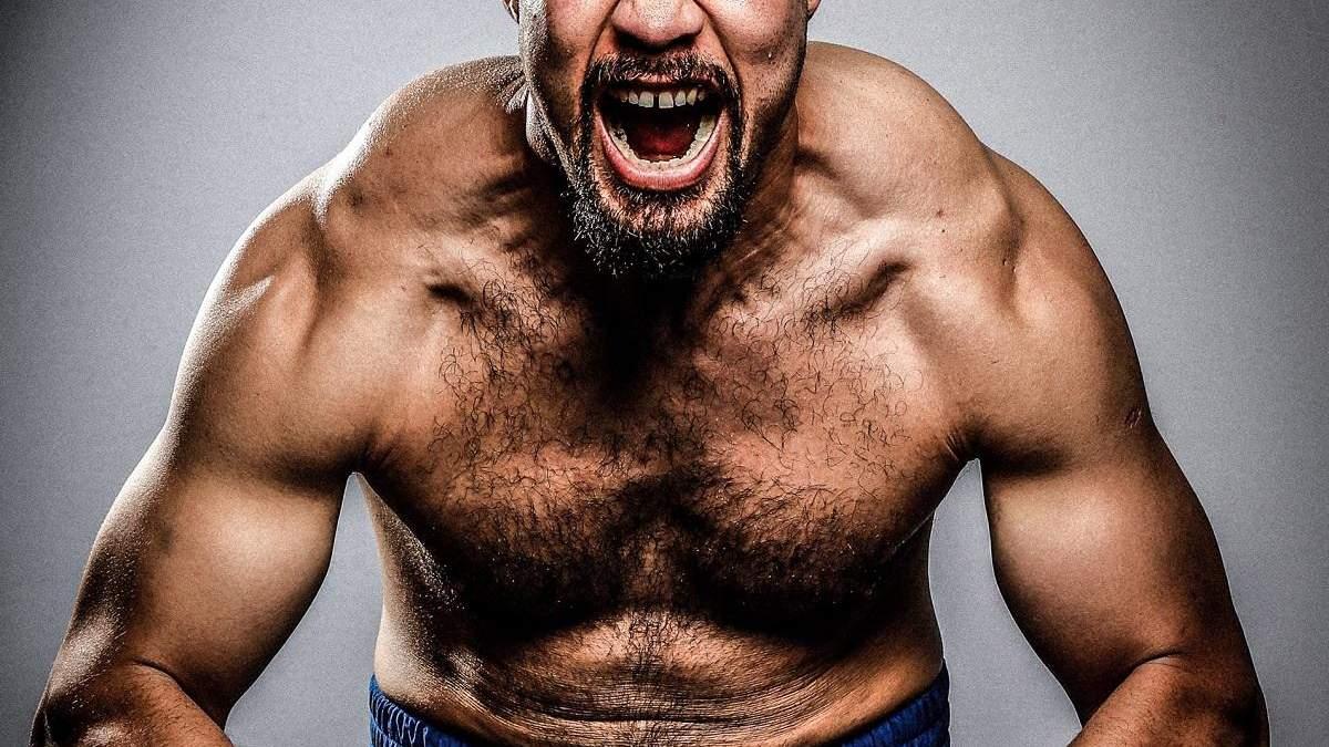 Зажигательный танец экс-чемпиона мира боксера Паркера во время карантина: видео