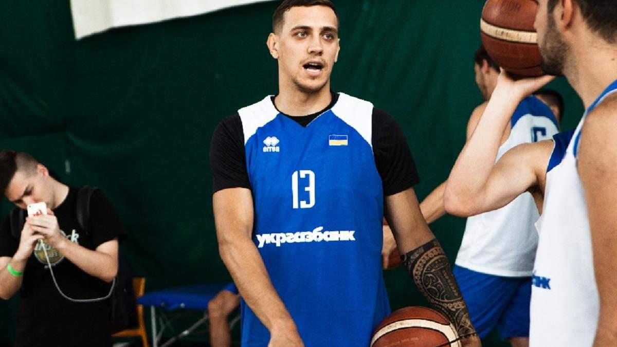 Баскетболіст В'ячеслав Бобров захворів COVID 19