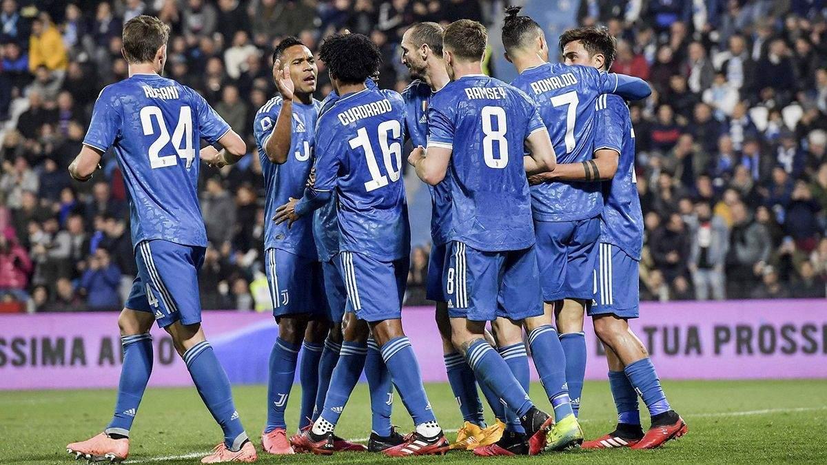 Серия А не возобновится в начале мая: министр спорта Италии дал неутешительный прогноз