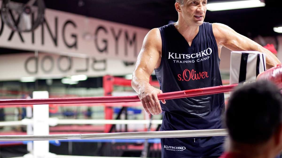 Владимир Кличко продемонстрировал удивительную форму, отжавшись 44 раза: видео