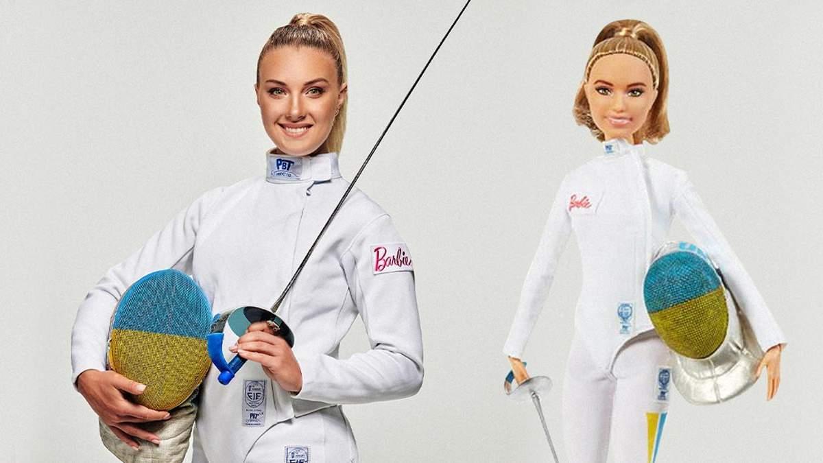 Неймовірна історія української спортсменки, на честь якої створили унікальну ляльку Барбі