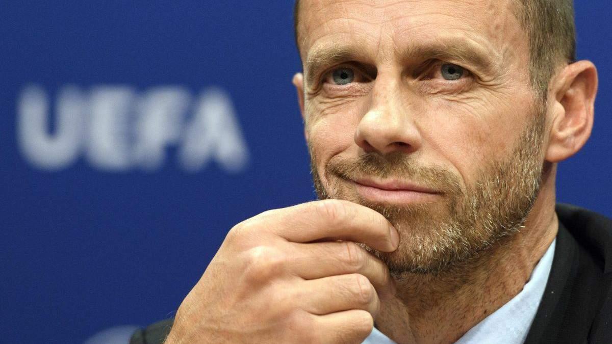 В УЄФА є три дати відновлення футбольного сезону та запасний план
