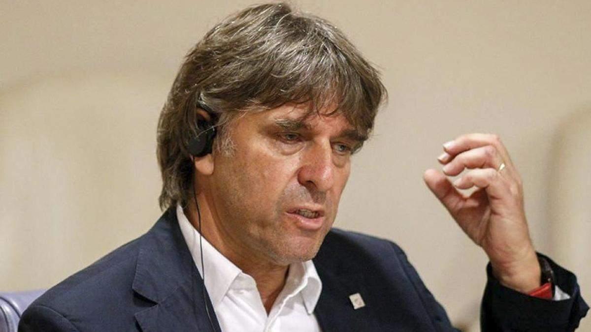 Двоє олігархів та алкогольний король: президент УПЛ розкритикував українські клуби